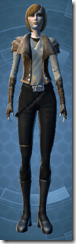 Atton Rand - Female Front
