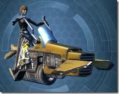 Rark Sprinter - Clipping