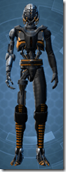 Series 512 Cybernetic - Male Front