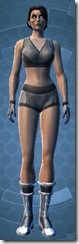 Annihilator - Female Front