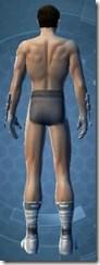 Battlefield Commander - Male Back