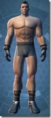 Dark Jedi - Male Front