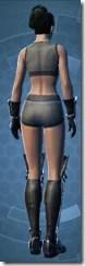 Dark Slayer - Female Back