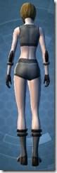 Enlightened Jedi - Female Back