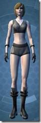 Enlightened Jedi - Female Front