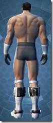 Heavy Gunner Pub - Male Back