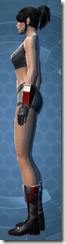 Sith Corruptor - Female Left