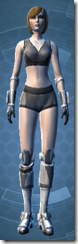 Stalwart Defender - Female Front