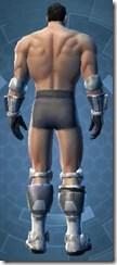 Stalwart Defender - Male Back