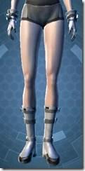 Warrior Captain - Female Close
