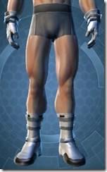 Warrior Captain - Male Close