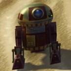 D5-2D Astromech Droid