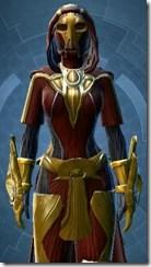 Dread Forged Warrior - Female Close