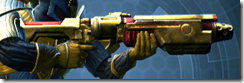 Dread Forged -- Blaster Rifle