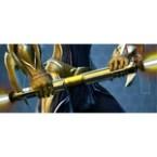 Dread Forged Stalker/ Survivor Saberstaff