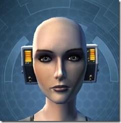 Cyborg Construct RH-6 - Female Front