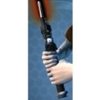 Unrelenting Aggressor Lightsaber