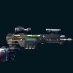 Arkanian Combat Medic/ Eliminator/ Combat Tech/ Supercommando Blaster Pistol