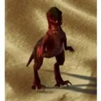 Green-back Raptor