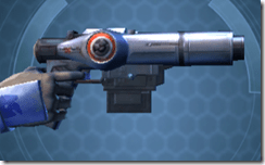 Haywire Hunter's Blaster