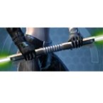 Eclipse Double-bladed Saber