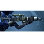 F-411 Rampage-X Blaster Rifle
