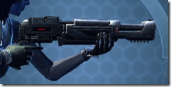 Imperial Operative's Rifle