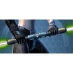 Riposte Double-bladed Lightsaber