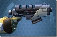 M-500 Elite Stealth Enforcer