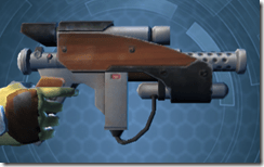 S-203 Watchman Blaster Pistol