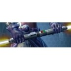 Dark Seeker's Double-bladed Lightsaber*