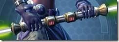Principled Reverie Double-bladed Lightsaber