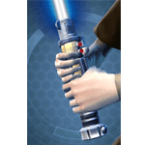 Virtuous Ardent Blade's Lightsaber*