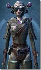Energized Manhunter - Female Close