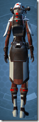 Galvanized Manhunter - Female Back