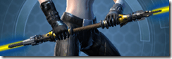 Pitiless Raider Dualsaber