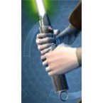 Prophet's Adjunct Lightsaber*
