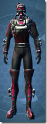 THORN Sanitization Armor - Male Front