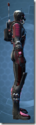 THORN Sanitization Armor - Male Right