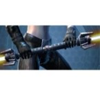 Dark Force Stoic Double-bladed Lightsaber*