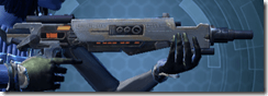 E-111 Stealth-X Saboteur