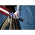 Primeval Vindicator's Lightsaber