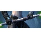 Principled Erudite Double-bladed Lightsaber*