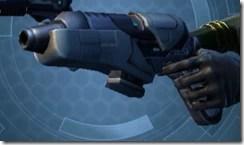 X-201 Searing Disruptor