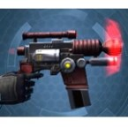 Firebrand Combat Medic/ Eliminator/ Combat Tech/ Supercommando Blaster Pistol