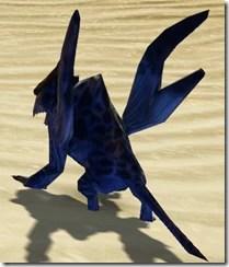 Cobalt Moth - Back