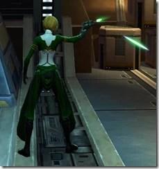 Mint Green Blaster