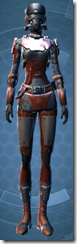 Imperial Battle Ace - Female Front