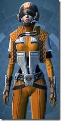 Republic Squadron Commander Pilot - Female Close