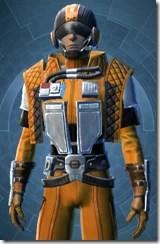 Republic Squadron Commander Pilot - Male Close